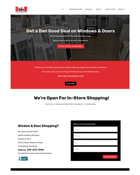 photo of website for sleep ezzz